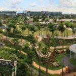 Scientia Square Park, Taman Asik Untuk Wisata Keluarga