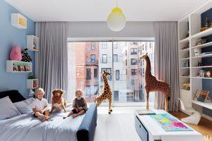 apartemen anak