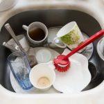 Waspada Kuman di Bak Cuci Piring Rumah Anda