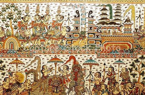 Batik Khas Bali