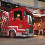 Padamkan Api Kebakaran dan Jadi Pahlawan Kota di KidZania