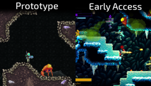 early access game