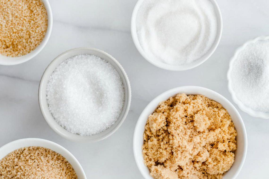 jenis gula