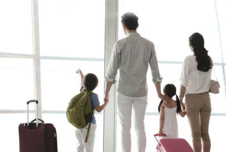 Nyaman dan Aman Pergi Bersama Keluarga