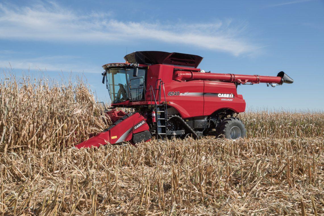 casece harvesting