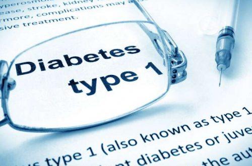 diabetes tipe 1