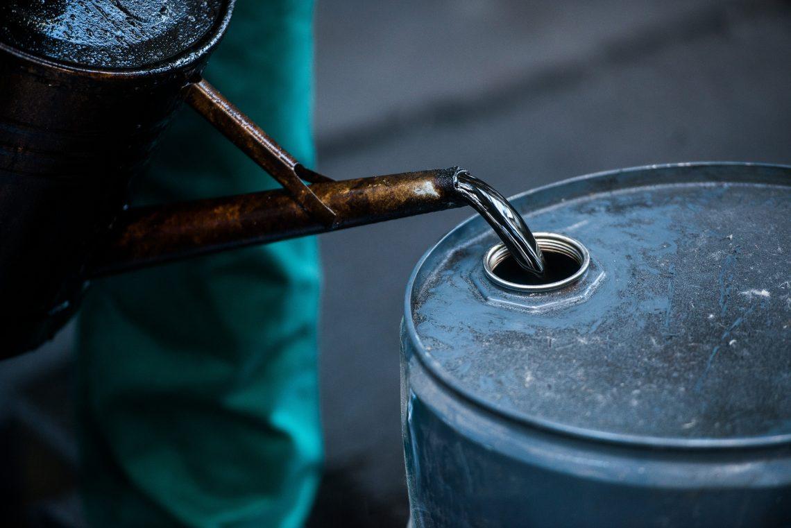 crude used oil