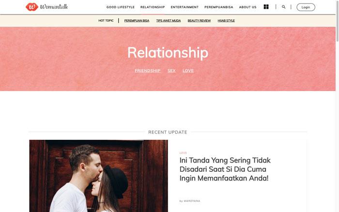 Apa Pentingnya WomanTalk Relationship